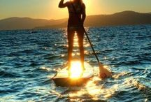 Stand Up Paddle Boarding Adventure