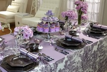 Table settings / by Farrah Schielke