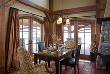 Fine Dining  / by Natural Element Homes