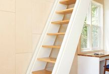 Loft ladder upgrade