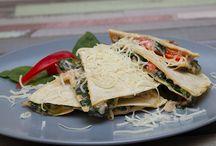 Vegetáriánus vacsorák / Egyszerű, gyors, egészséges vacsorák a húsmentes receptek kedvelőinek.