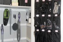 Utility Closet / by Nancy Black