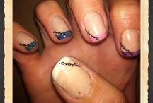 Nails Art. / Diver-uñas.