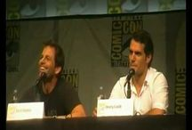Henry Cavill - Man of Steel ComicCon 2012 Panel Video & Other Footage / Exclusive close-up footage of the Man of Steel panel at ComicCon 2012 with Henry Cavill & Zack Snyder.  We are the Henry Cavill Fanpage on Facebook, Twitter, Pinterest, Flickr, Tumblr, Instagram and YouTube! http://www.facebook.com/HenryCavillFans / by Henry Cavill Fanpage