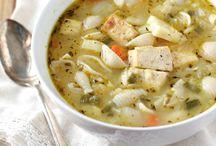 Low-FODMAP Soup Recipes
