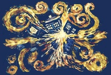 Doctor Who / by Ginger Krotzer
