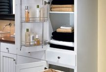 Bathroom Cupboards