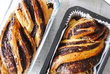 bread and brioches