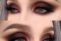 Eyes-Make up
