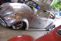 Vw beetle bare metal