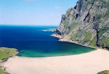 Bunes beach, Lofoten, Norway 3444