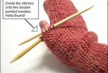 Needlecrafts / Knitting, crochet, sewing, anything involving a needle and thread!