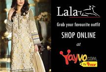 Shop Online at YAYVO.COM / Grab your favorite outfit. Shop online at http://yayvo.com/womens-fashion/clothing/lala.html