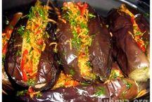 Gemüse-Gerichte