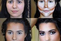 Make-up for Face