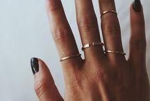 Rings Bracelets Necklaces