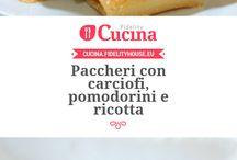 Ricette salate - Pasta