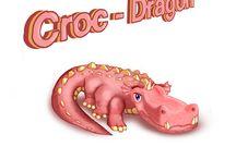 Reptiles, Dragons and Crocs
