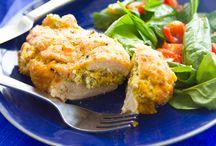 Broccoli chicken / Healthy food