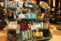 Taylor Bleu at The Grand Village Branson, Mo. / Taylor Bleu offers handbags, wallets, jewelry, outerwear, scarves, belts and plenty of BLING. (For Men and Women.)