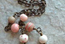 Art Necklaces / by Cat R.
