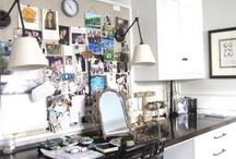 Office Spaces / by Mary Konow