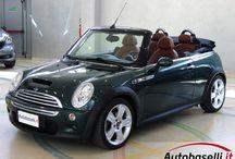 MINI COOPER S CABRIO 1.6 16V SIDEWALK €10.700