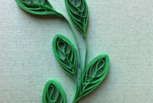 My favourite Quilling / All the creations of quilling I like :-)
