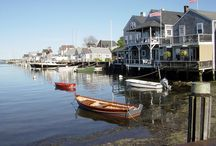 Nantucket  / Special place, I love to live,leave, and come home to. / by Terri Visconti
