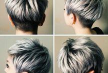 Cheveux - transition