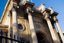 Just Around the Corner / Oxford's Department for Continuing Education is based in Rewley House on Wellington Square, and we're just a few moments walk from so many great places - for culture, for food, and just for fun!