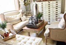 CottonStem ❤️ Living Rooms