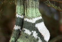 socks / by Bev Boyden-Van Staden