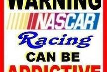 NASCAR ❤️ / by Kabell Miller