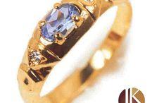 Anéis de Formatura de Ouro 18k 0750