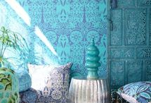 Bohemian Love / Rooms in Boho sytle