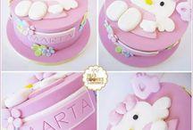 cake niñas