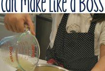 Baking for kids!