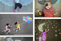 Chalk/cool ideas!
