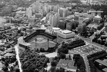 The Ghosts of Baseball Past / Here's to the great ballparks of baseball's past, gone, but not forgotten. / by Douglass Hunter