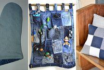 Jeans repurpose
