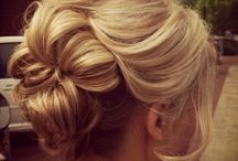 Updos/Hair / by LeeAnn Howell