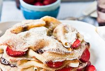 Breakfast Recipes / Breakfast recipes to get the family started on the right foot each morning. Breakfast casseroles, pancake recipes, waffles and more!