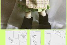 bonecas / by Edna Margarida