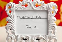 Wedding Table Numbering