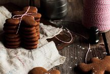 pierniczki | gingerbread cookies