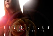 ♦ The X-Files ♦ / by Cubicspin Dot Com Services