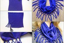 tisho and scarf