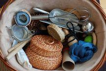 treasure basket/box