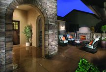 Patios with style / Perfect patio ideas
